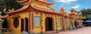 Ba De Temple