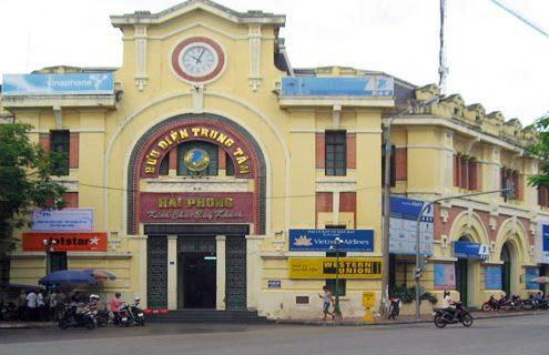 Hai Phong Post Office