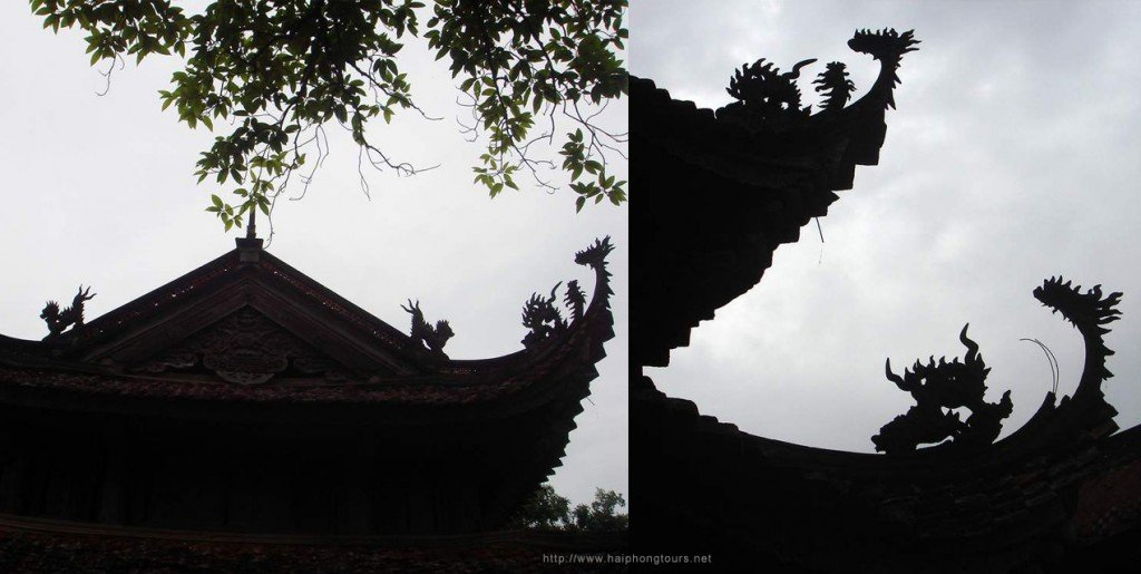 Point of Sword in Pagoda