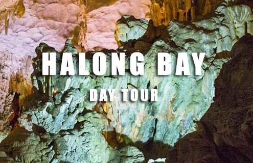 Halong Bay day tour from Hai Phong
