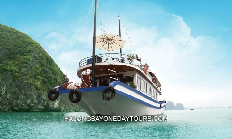 Halong bay one day cruise tour overview