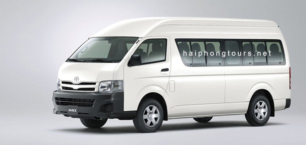 16 seat van for rent Hai Phong