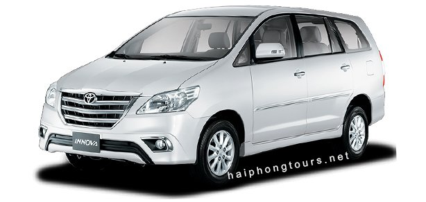 Innova for rent Hai Phong