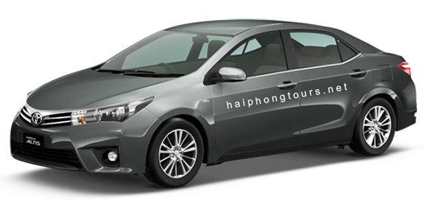 Car rental Hai Phong - 4 seats