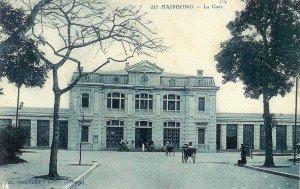 hai phong railway station