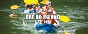 Cat Ba island 2 days tour
