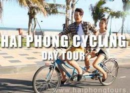 Hai Phong city cycling tour