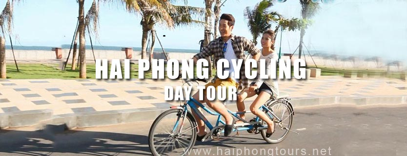 Hai Phong city cycling tour
