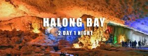 Halong bay tour 2 days 1 night from Hai Phong
