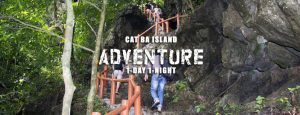 Cat Ba island adventure 1 day 1 night