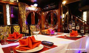 Restaurant oriental sails