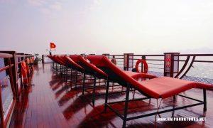 Sundeck oriental sails