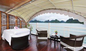 Balcony in Suite cabin Starlight Cruise