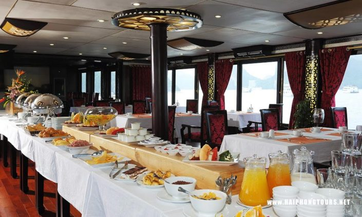 Buffet breakfast starlight cruise