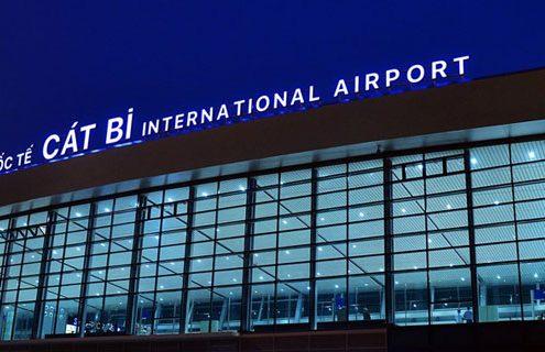 Cat Bi international airport Hai Phong