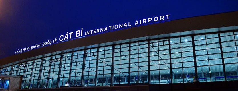 Cat Bi international airport Hai Phong