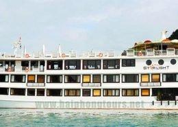 Experience 5 star cruise to Bai Tu Long Bay