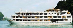 Experience 5 star cruise to Bai Tu Long Bay