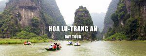 Hoa Lu Trang An day tour from Hai Phong