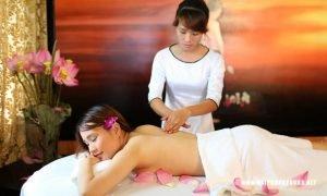 Massage service starlight cruise