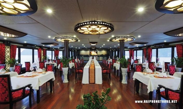 Restaurant starlight cruise
