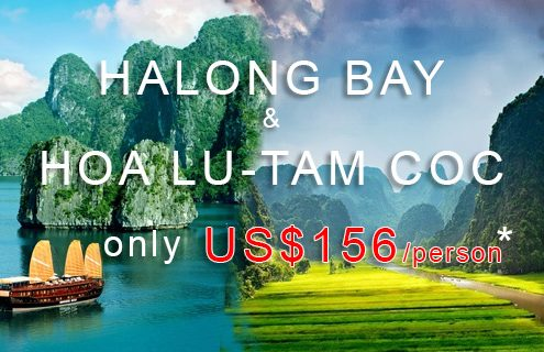 Special-deal-Halong-bay-and-Hoa-Lu-Tam-Coc-tour