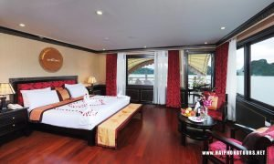 Suite cabin Starlight Cruise