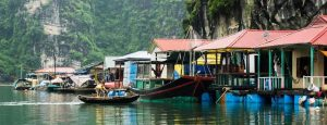 Vung Vieng fishing village in Bai Tu Long