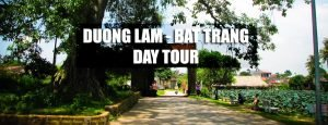 Duong Lam and Bat Trang ceramic village day tour