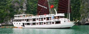 3 star Oriental Sails cruise to Halong bay