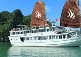 Glory Legend Cruise tour pick up from Hai Phong