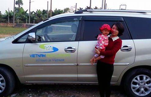 Transportation Hai Phong airport to Halong Bay