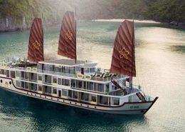 Book Azalea Cruise from Hai Phong