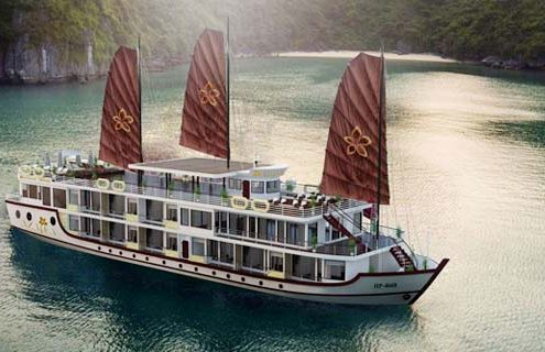 Book Azalea Cruise from Hai Phong