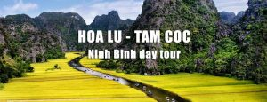Hoa Lu Tam Coc day tour picked up in Hanoi