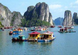Hai Phong to Halong bay
