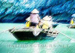 Halong bay cruise from Haiphong