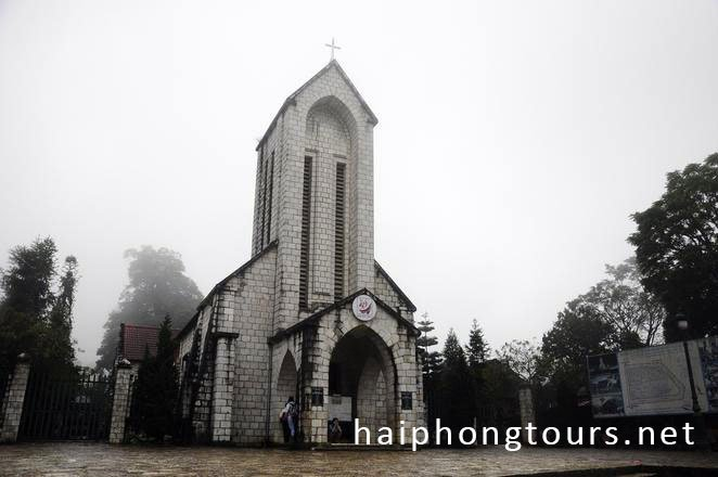 Sapa-Stone-Church