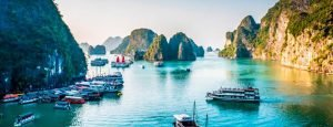 Halong bay tour from Saigon - Ho Chi Minh