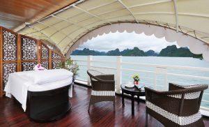 Starlight cruise balcony