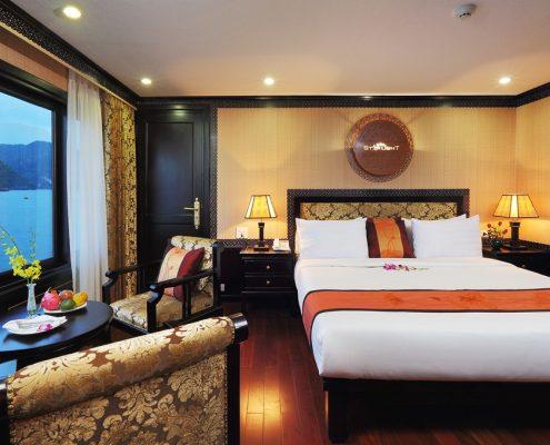 Starlight cruise double room