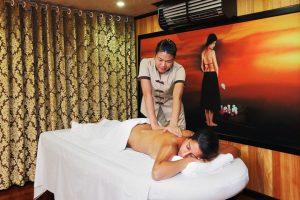 Starlight cruise massage