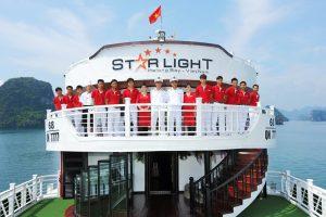 Starlight cruise team