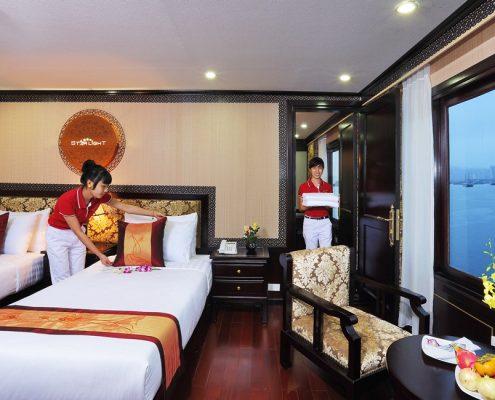Starlight cruise twin room