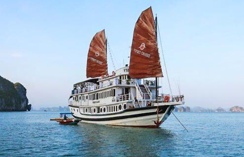 Vspirit Cruise Hai Phong