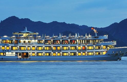 starlight cruise hai phong