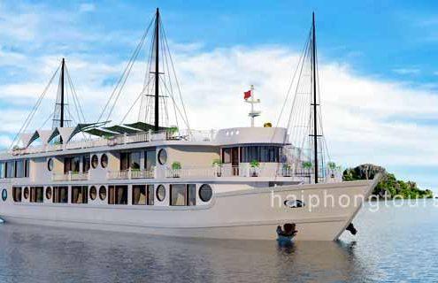 Hai Phong Calypso Cruise