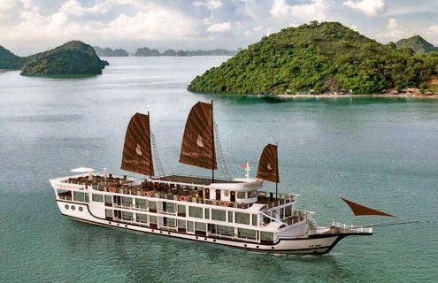Hai Phong Perla Dawn Sails