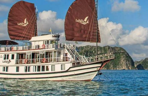 Halong LaFairy Cruise