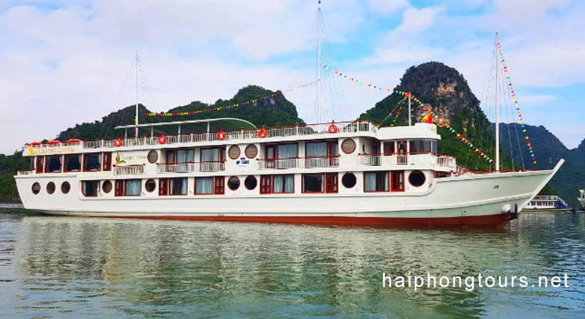 Overview Hai Phong Calypso Cruiser